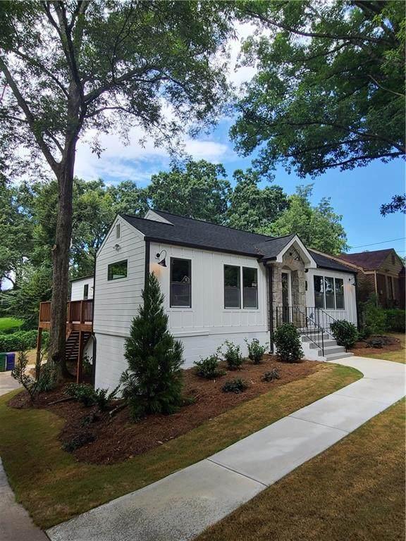 299 Eleanor Street SE, Atlanta, GA 30317 (MLS #6928598) :: The Zac Team @ RE/MAX Metro Atlanta