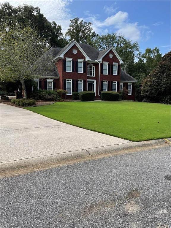 890 Riverhaven Drive, Suwanee, GA 30024 (MLS #6938073) :: North Atlanta Home Team