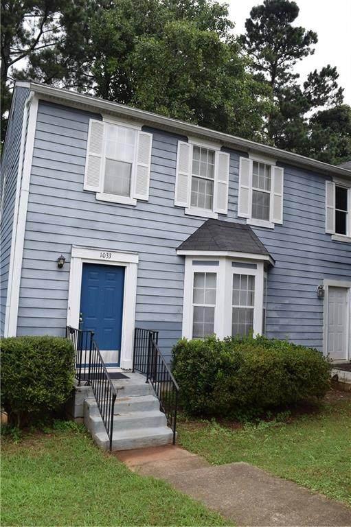 1033 Plantation Way NW, Kennesaw, GA 30144 (MLS #6942104) :: Virtual Properties Realty