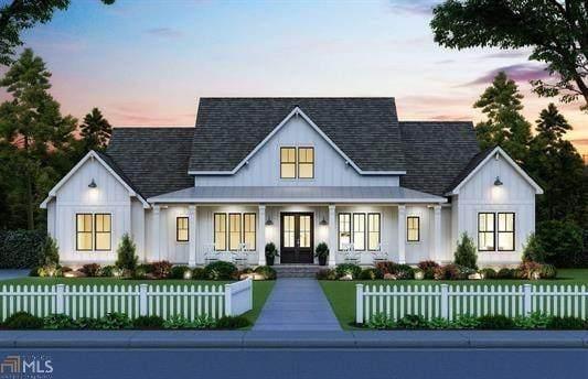 1421 Amber Stapp Studdard Road, Social Circle, GA 30025 (MLS #6945470) :: North Atlanta Home Team