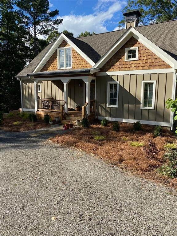 309 Lower Grandview Road, Jasper, GA 30143 (MLS #6945506) :: Path & Post Real Estate