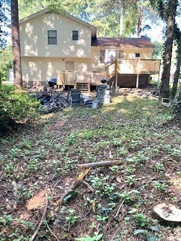 481 Jaywood Drive, Stone Mountain, GA 30083 (MLS #6947945) :: Todd Lemoine Team