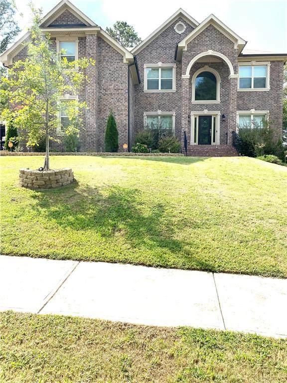 3593 Brook Park Trail SW, Conyers, GA 30094 (MLS #6949078) :: North Atlanta Home Team
