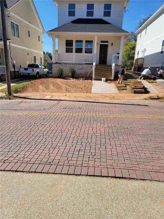 631 Windsor Street SW, Atlanta, GA 30312 (MLS #6952615) :: Virtual Properties Realty