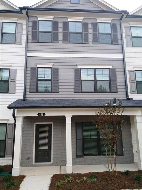 419 Stovall Place, Woodstock, GA 30188 (MLS #6953082) :: Kennesaw Life Real Estate