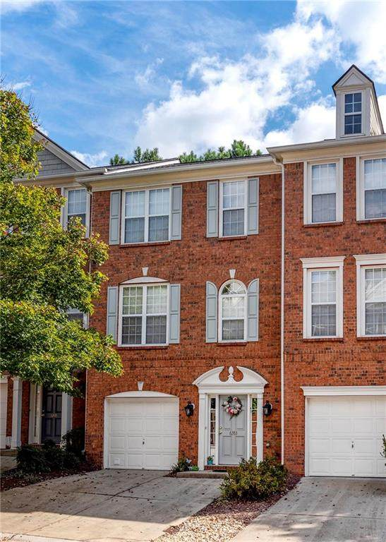 6353 Views Trace, Peachtree Corners, GA 30092 (MLS #6956384) :: North Atlanta Home Team