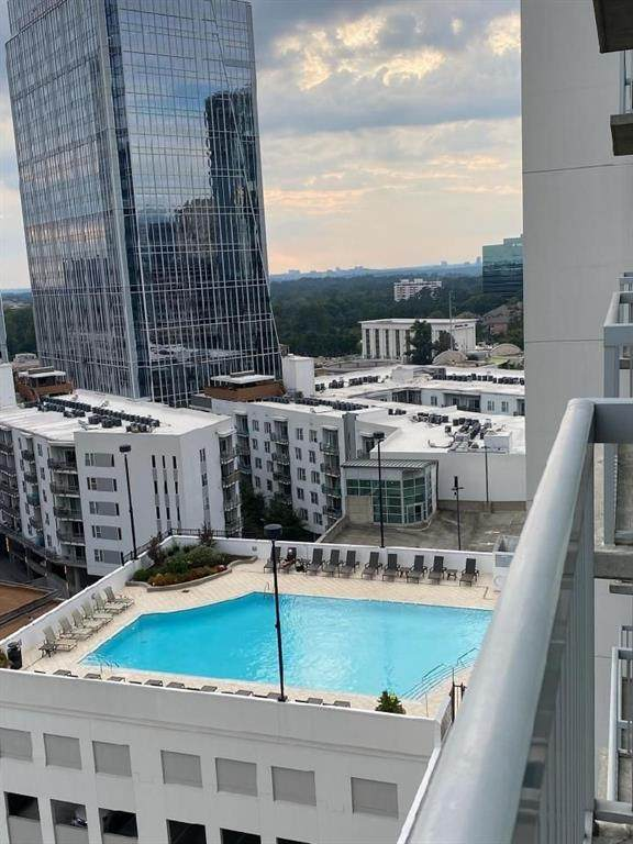 3324 Peachtree Road NE #1312, Atlanta, GA 30326 (MLS #6957156) :: The Kroupa Team | Berkshire Hathaway HomeServices Georgia Properties