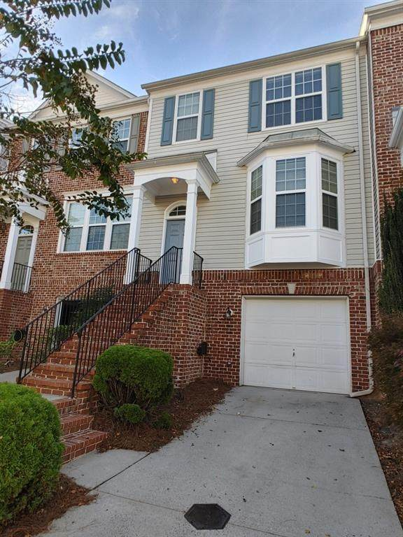 1029 Thornborough Drive, Alpharetta, GA 30004 (MLS #6960029) :: North Atlanta Home Team