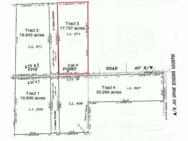 Tract3 Euharlee Five Forks Road - Photo 1