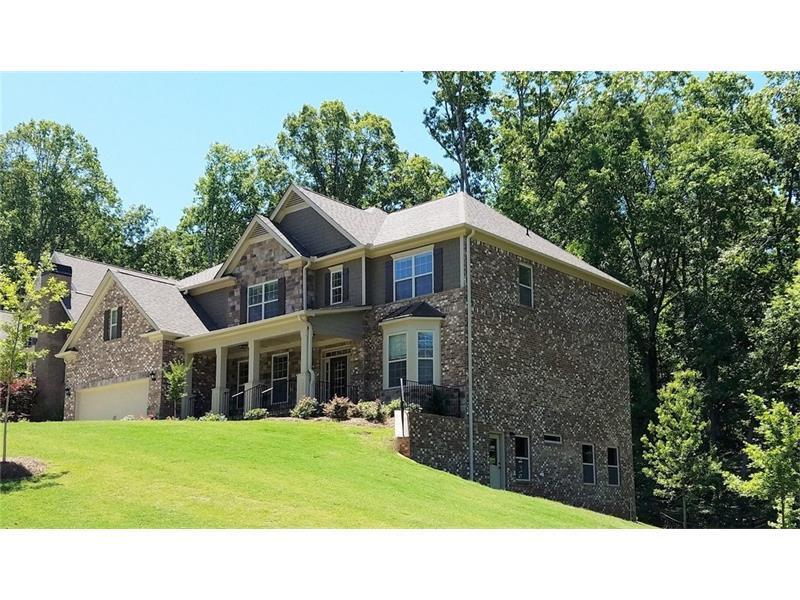 4361 Maverick Lane NW, Kennesaw, GA 30152 (MLS #5593862) :: North Atlanta Home Team