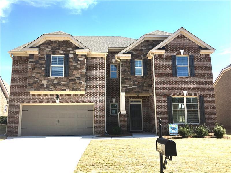 3384 Alhambra Circle, Hampton, GA 30228 (MLS #5613004) :: North Atlanta Home Team