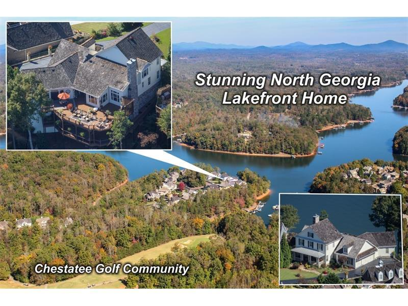 514 River Sound Lane, Dawsonville, GA 30534 (MLS #5614540) :: North Atlanta Home Team