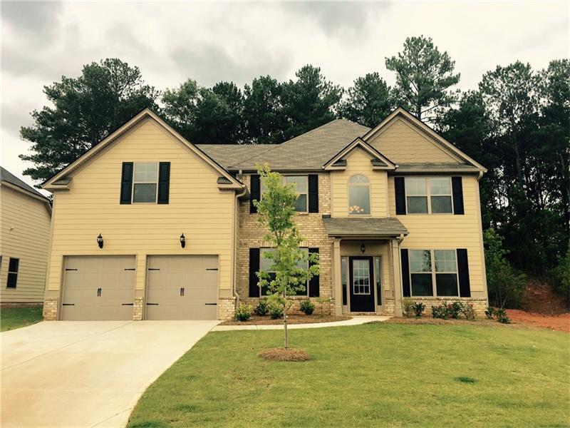 115 Ashbury Circle, Dallas, GA 30157 (MLS #5643722) :: North Atlanta Home Team