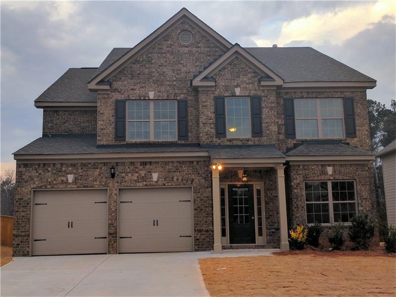 4575 Mossbrook Circle (Lot 2), Alpharetta, GA 30004 (MLS #5646581) :: North Atlanta Home Team