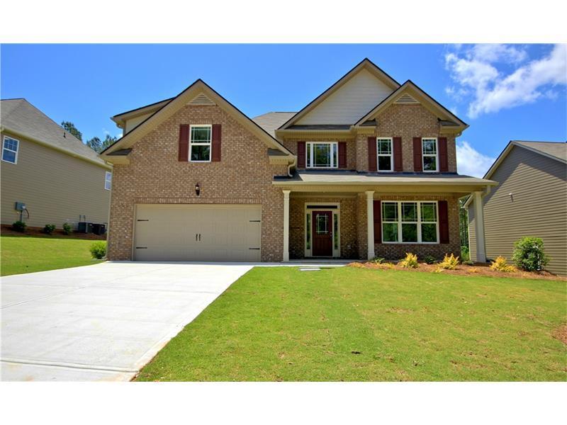 207 Heather Glen, Fairburn, GA 30213 (MLS #5659226) :: North Atlanta Home Team
