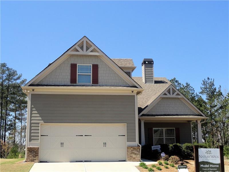 76 Hawthorne Ridge Circle, Dallas, GA 30132 (MLS #5661372) :: North Atlanta Home Team