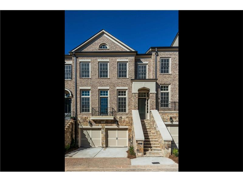 5094 Merton Lane #24, Marietta, GA 30068 (MLS #5665200) :: North Atlanta Home Team