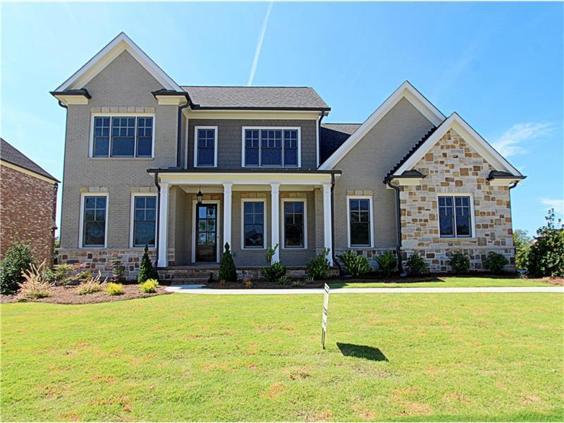 12713 Ruths Farm Way, Alpharetta, GA 30004 (MLS #5669659) :: North Atlanta Home Team
