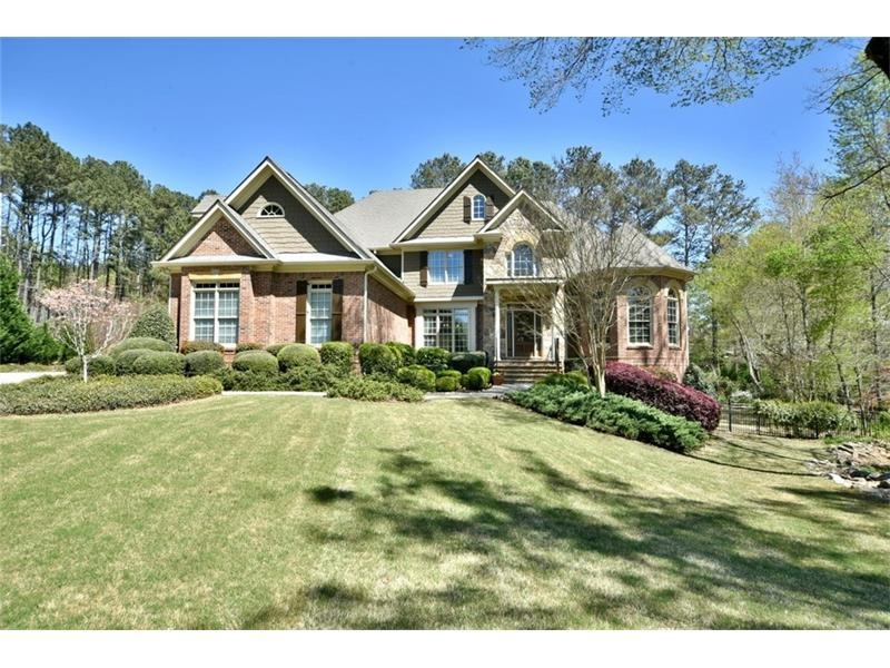 15405 Thompson Way, Milton, GA 30004 (MLS #5670188) :: North Atlanta Home Team