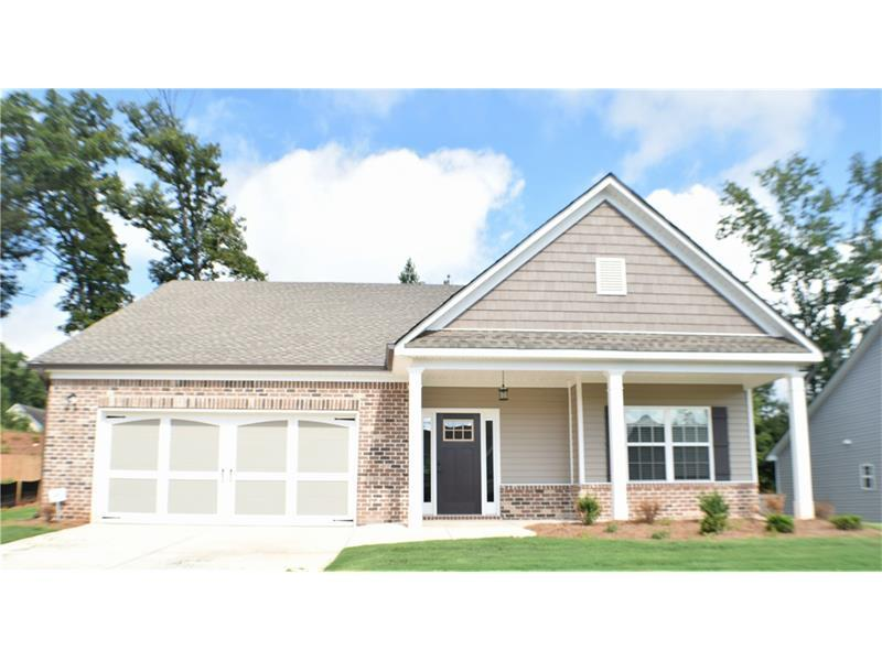 827 Ideal Place, Winder, GA 30680 (MLS #5676883) :: North Atlanta Home Team