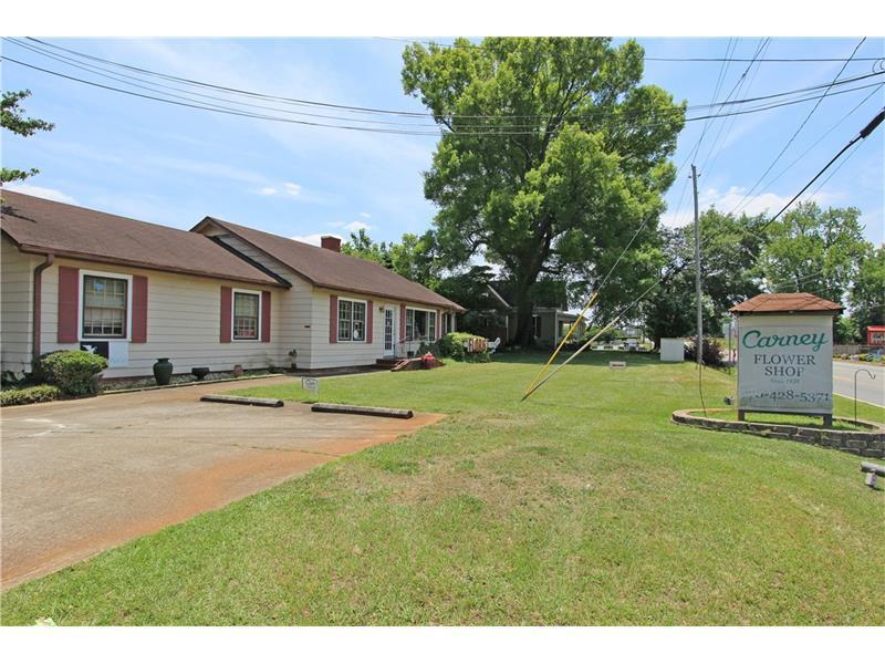1398 Canton Road, Marietta, GA 30066 (MLS #5676910) :: North Atlanta Home Team