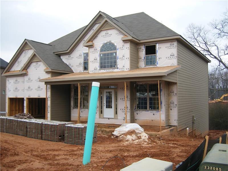5160 Whisper Point Blvd Lot 45, Cumming, GA 30028 (MLS #5677462) :: North Atlanta Home Team