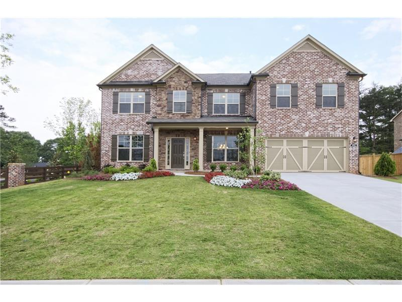 542 Warrenton Run Drive, Sugar Hill, GA 30518 (MLS #5677555) :: North Atlanta Home Team