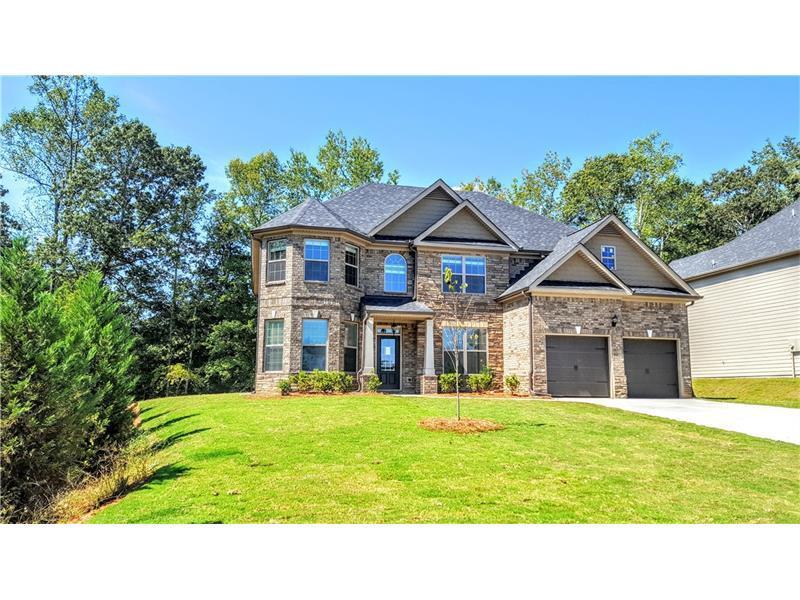 4445 Mossbrook Circle (Lot 15), Alpharetta, GA 30004 (MLS #5686027) :: North Atlanta Home Team
