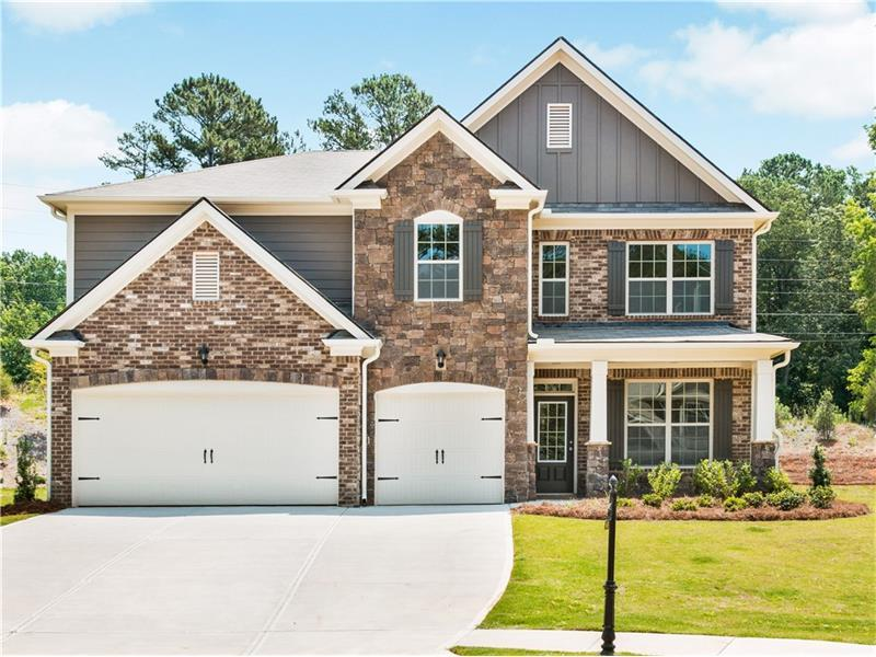 4498 Amberleaf Walk, Lilburn, GA 30047 (MLS #5690717) :: North Atlanta Home Team