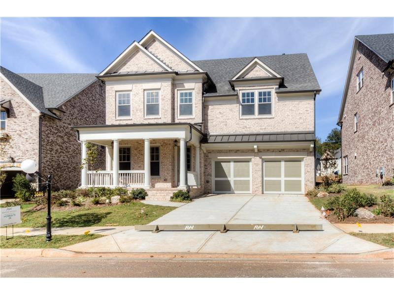 3606 Strath Drive, Alpharetta, GA 30005 (MLS #5693221) :: North Atlanta Home Team