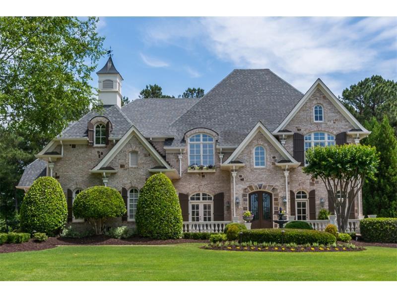1370 Rolling Links Drive, Alpharetta, GA 30004 (MLS #5694363) :: North Atlanta Home Team