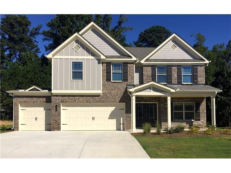 1364 Slate Bend Drive, Dacula, GA 30019 (MLS #5696552) :: North Atlanta Home Team