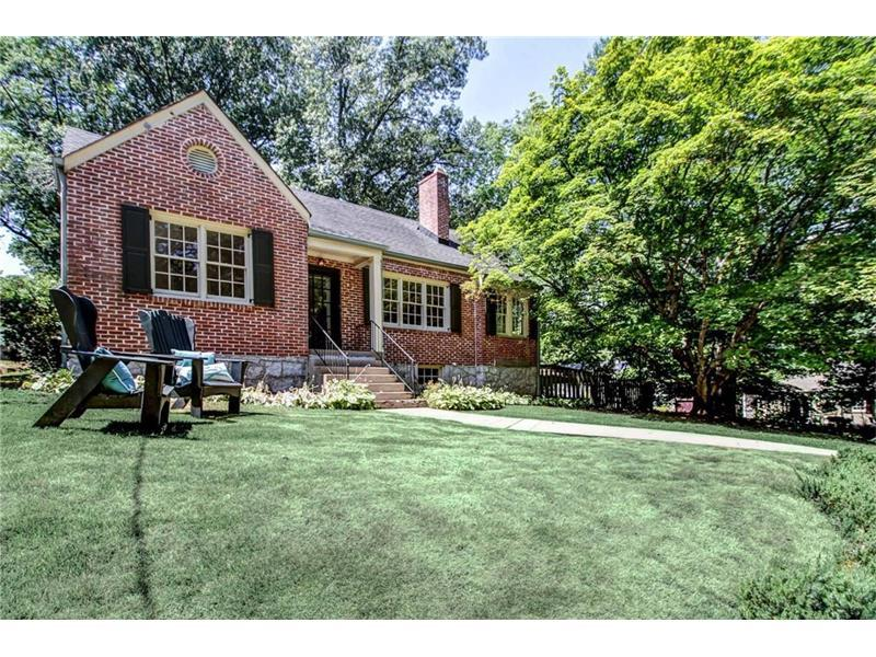 394 Glenn Circle, Decatur, GA 30030 (MLS #5697508) :: North Atlanta Home Team