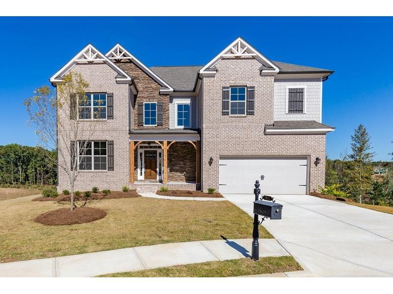 1642 Harvest Wood Court, Hoschton, GA 30548 (MLS #5697630) :: North Atlanta Home Team