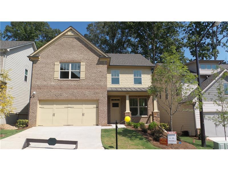 813 Pilot Mountain Way SE, Mableton, GA 30126 (MLS #5699123) :: North Atlanta Home Team