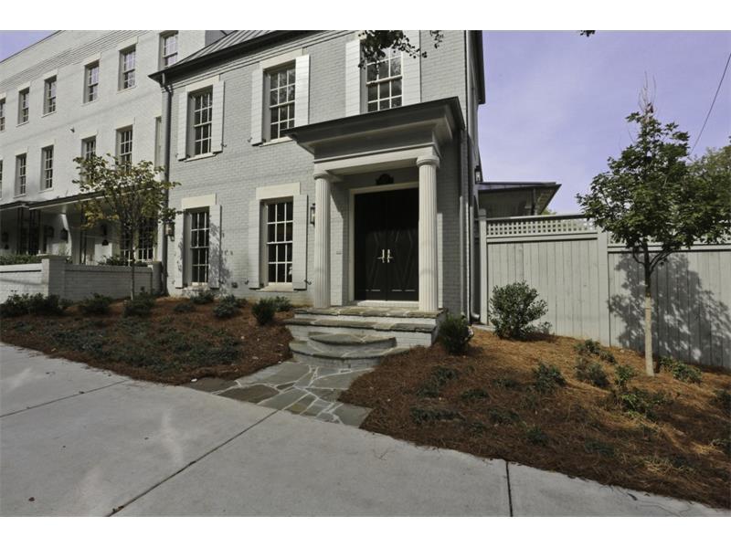 1400 Piedmont Avenue NE #7, Atlanta, GA 30309 (MLS #5701151) :: North Atlanta Home Team