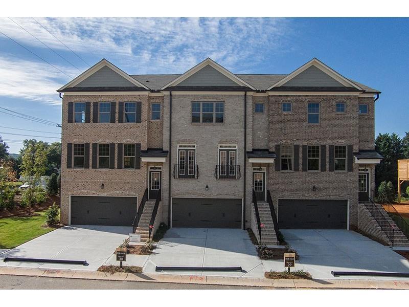 1579 Cambridge Place, Marietta, GA 30062 (MLS #5702045) :: North Atlanta Home Team