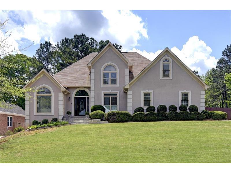 330 Covered Bridge Place SW, Smyrna, GA 30082 (MLS #5702066) :: North Atlanta Home Team