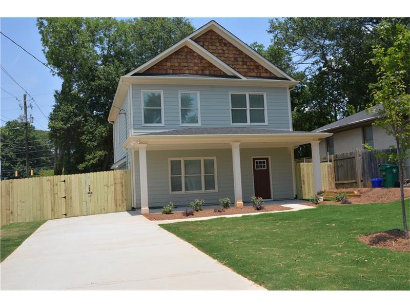 1558 Liberty Avenue SE, Atlanta, GA 30317 (MLS #5704846) :: North Atlanta Home Team