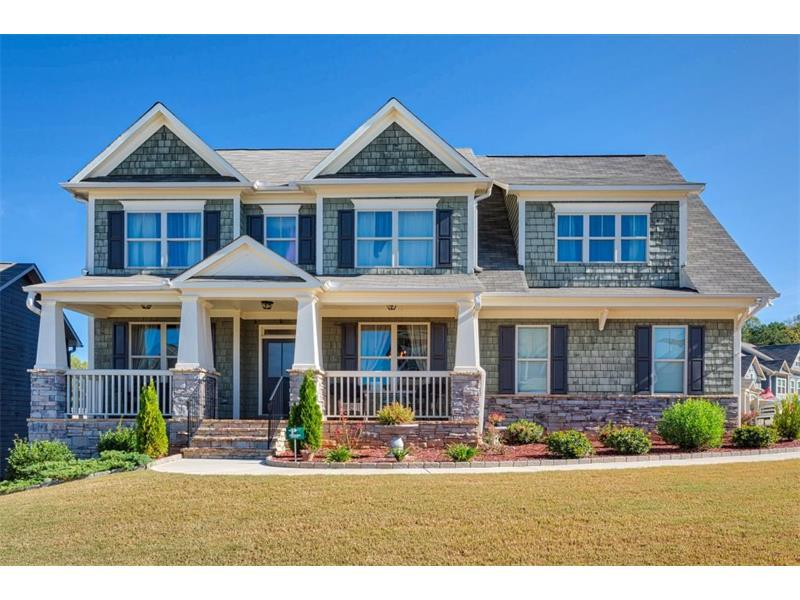 901 Cork Lane, Acworth, GA 30102 (MLS #5708522) :: North Atlanta Home Team
