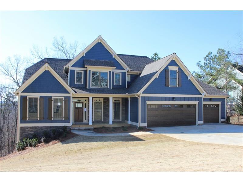 221 Chestnut Oak Lane, Dawsonville, GA 30534 (MLS #5708655) :: North Atlanta Home Team