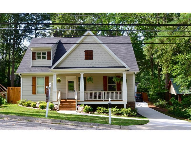 892 Bank Street SE, Smyrna, GA 30080 (MLS #5711452) :: North Atlanta Home Team