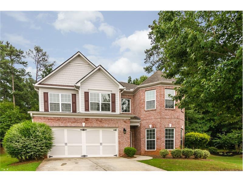 432 Collins Glen Court NE, Lawrenceville, GA 30043 (MLS #5713039) :: North Atlanta Home Team