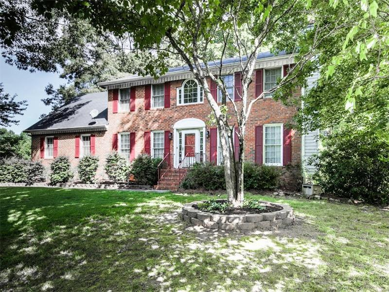 2852 Milford View, Marietta, GA 30008 (MLS #5714206) :: North Atlanta Home Team