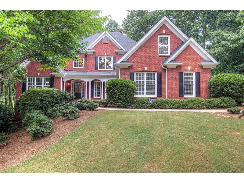 14360 Creek Club Drive, Milton, GA 30004 (MLS #5714332) :: North Atlanta Home Team