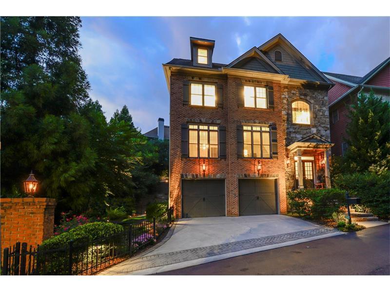 1140 Chantilly Commons Drive NE, Atlanta, GA 30324 (MLS #5715814) :: North Atlanta Home Team