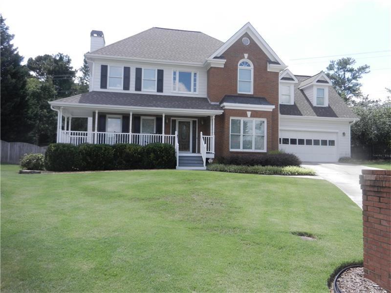 1595 Castle Pointe Cove, Grayson, GA 30017 (MLS #5717794) :: North Atlanta Home Team