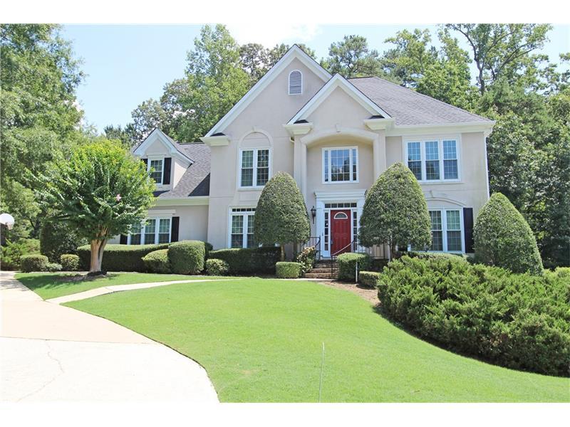 5702 Revington Drive, Peachtree Corners, GA 30092 (MLS #5718524) :: North Atlanta Home Team