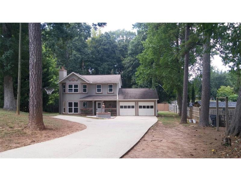 1019 Country Oaks Court, Lawrenceville, GA 30044 (MLS #5718633) :: North Atlanta Home Team