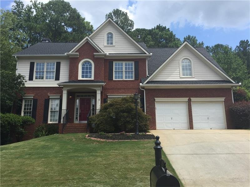 1105 Amberton Lane, Powder Springs, GA 30127 (MLS #5719650) :: North Atlanta Home Team